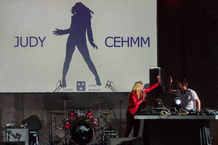 Judy Cehmm live